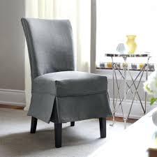 Linen Chair Slipcover Dining Chair Slipcovers Gray Room Target Linen 1550 Gallery
