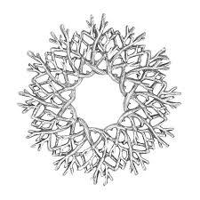 silver ornaments happy holidays