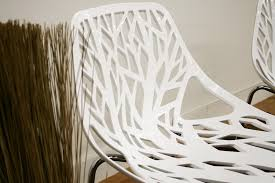 Accent Chair Set Of 2 Birch Sapling White Plastic Accent Chair Dining Chair Affordable