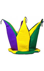 mardi gras crown mardi gras felt crown partymart hat felt crown hats and