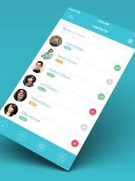 app design inspiration modern mobile app ui designs with uux inspiration graphic