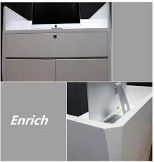 caisse de bureau prix usine personnalisé caissier bureau taille magasin comptoir de