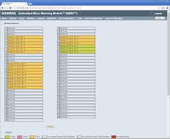 sem3 embedded micro metering module power distribution siemens