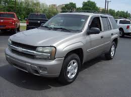 used 2002 chevrolet trailblazer lt for sale maysville ky