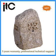 buy waterproof garden rock pa speaker from trusted waterproof