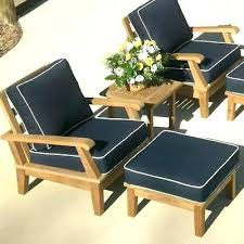 reclining patio chair with ottoman patio chairs with ottoman cassadagapsychicreadings info