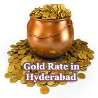today gold rate in hyderabad check gold price today