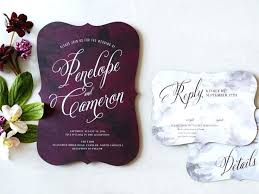 plum wedding wedding invitations plum eggplant wedding invitations plum wedding