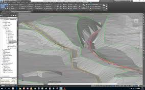 plateia bim software for road design and reconstruction