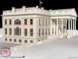 house models white house 3d model 45degreesdesign com