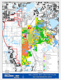 clermont fl map wellness way area plan
