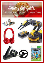 gift guide gift ideas for tween boys