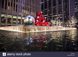 ornaments reflecting pool 1251 avenue of the