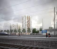 bureau logement tours tours de logements et de bureaux euronantes