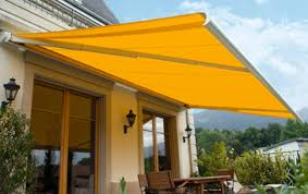Motorized Awning Motorized Retractable Awnings Expand Your Outdoor Living Space
