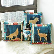 Decorative Pillows Modern Wolf Stripe Pillow Modern Home Decorative Pillows For Couch