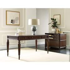 Small Writing Desk With Drawers by Hooker Furniture Grand Palais Writing Desk Brown Hayneedle