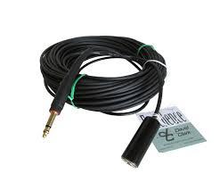 david clark c31 100 aviation headset extenstion cord