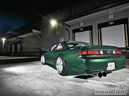 nissan green 1995 nissan 240sx se a little bit of green photo u0026 image gallery