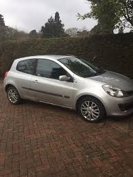 renault clio 1 6l hatchback petrol manual 3 door in brookmans