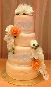 buy wedding cake vintage lace and orchid wedding cake rexburg cakes