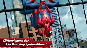 the amazing spider man 2 android android games hacked