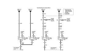2000 lincoln navigator directional wiring diagram