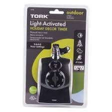 woods dusk to dawn light control 59414 woods 24 hour outdoor timer with photocell light sensor black 2001