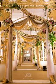 marriage decoration 3d design and decor by dinaz hyderabad marriage decoration