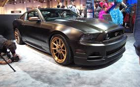 Black 2013 Mustang Gt 2013 Ford Mustang Gt High Gear From Sema Is Highlighted On Latest
