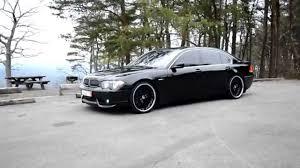 used 2002 bmw 745i for sale 2003 745 bmw li acs kit h r lowered 22 mrr gt1 wheels for sale