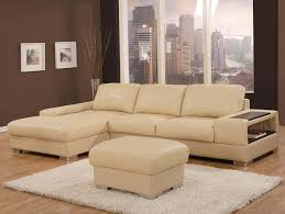 beige leather sectional sofa sectional sofa nyc