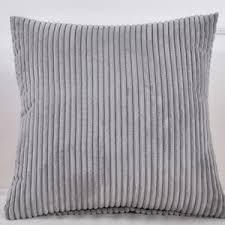 coussin pour canapé gris coussin pour canape gris achat vente pas cher