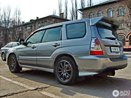 modified subaru forester off road subaru forester sti 17 march 2014 autogespot