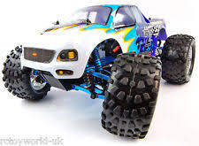 petrol rc car u0026 motorycle monster trucks ebay