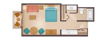Bay Lake Tower One Bedroom Villa Floor Plan Disney U0027s Beach Club Villas Disney Vacation Club Rental Store