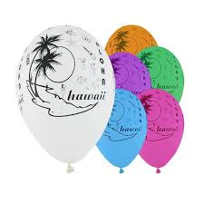 balloon delivery hawaii hawaiian balloons and accessories partyrama