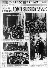 black thursday stock market crash causes chaos in 1929 ny daily