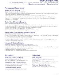 Web Developer Resume Multimedia Developer Resume Resume Sample For Java Developer