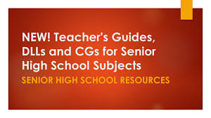 teaching guides for statistics and probability for senior high