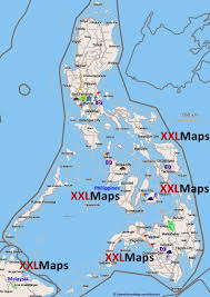Map Of Phillipines Tourist Map Of Philippines Free Download For Smartphones