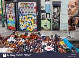 england london shoreditch brick lane sunday flea market and england london shoreditch brick lane sunday flea market and wall mural