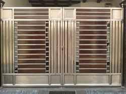 Main Gate Designs In Residential Building Best Garden Railings