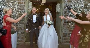 Wedding Dresses Cork Cork Ladies Footballer Bríd Stack Marries Cárthach Keane In