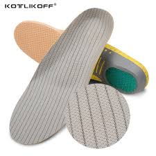 Boot Inserts For Comfort Athletic Comfort Insoles With Extra Shock Absorption Pads Daily