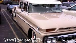 Classic Chevy Gmc Trucks - 1962 gmc railroad rare crew cab pick up truck youtube
