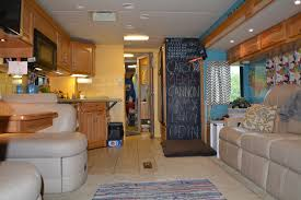 Class A Motorhome With 2 Bedrooms Rv Remodel For A Large Family Crazy Family Adventure