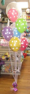 balloon bouquets balloons on the run party decorations r us balloon bouquets