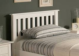 White Wooden Headboard Ideas For Make A White Wood Headboard Home Ideas Collection