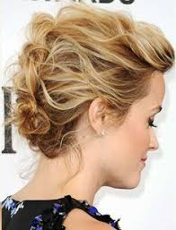 Hochsteckfrisurenen Unordentlich by 15 Spezielle Hochsteckfrisuren Für Kurze Frisuren Haare